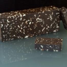 ШОКОЛАД С МАСЛОМ КАКАО, натуральное мыло ручной работы, 100 гр, ГИТТИН (Санкт-Петербург)
